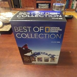 National Geographic DVD collection